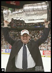 Pat Burns - Great coach and even better person