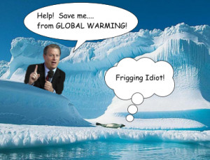 Global Warming in Pictures