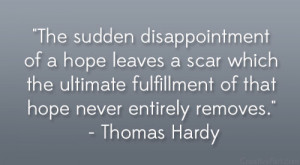 Thomas Hardy Quote