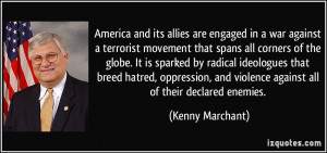 More Kenny Marchant Quotes