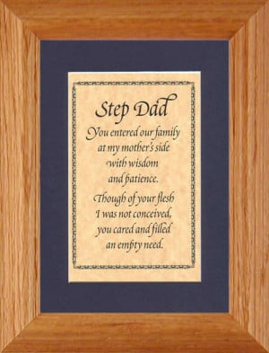 step dad quotes and sayings