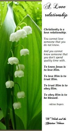 do you have a relationship with Jesus? mwordsandthechristianwoman.com