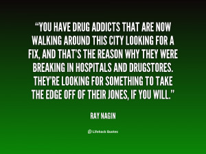Quotes About Drug Addicts