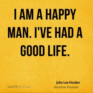 John Lee Hooker Quotes