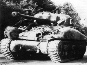 Thread WW2 tanks in post war service images videos