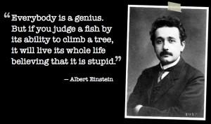 famous einstein-Quotes