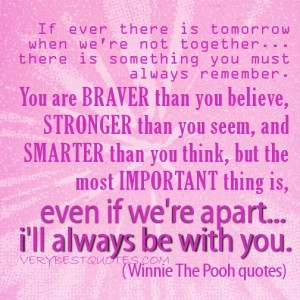 Friendship Quotes – i'll always be with you