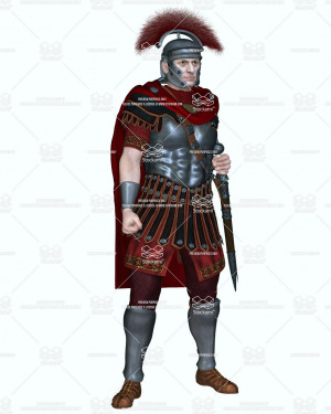 Roman Centurion Uniform