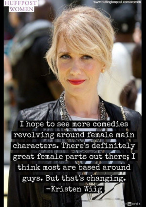 Kristen Wiig Quotes In Honor Of Her 39th BirthdayHeartwarming Quotes ...