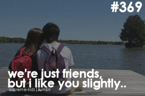 just friends friendzone friends love liking love quotes life quotes ...