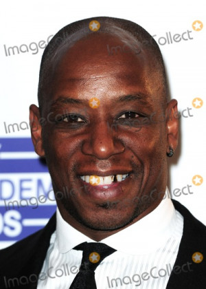 Ian Wright Picture Ian Wright arriving for the Sony Radio Academy