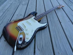 John Frusciante Guitar Mjt custom john frusciante