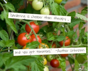 Pin These Park, Garden Quotes