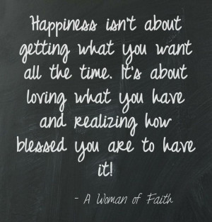 am truly blessed!Quotes