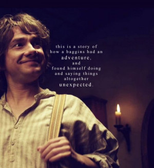 ... Quotes, The Hobbit, Bilbo Baggins Quotes, Middle Earth, Thehobbit