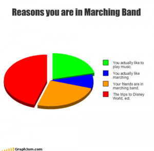 Trombone Marching Band Meme http://www.tumblr.com/tagged/funny%20band