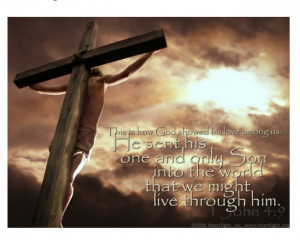 so thankful God sent His son to save me