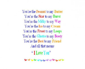 You're The Best To My Friend - Friendship Quote