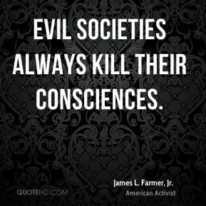 James L Farmer Quotes