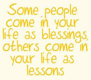 Life Lessons Learned Quotes