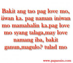 Plastic Na Kaibigan Quotes Tagalog. QuotesGram Patama Quotes Para Sa Mga Mayayabang
