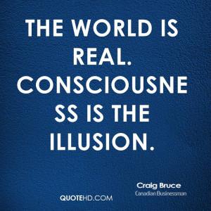 Craig Bruce Quotes