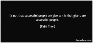 More Patti Thor Quotes