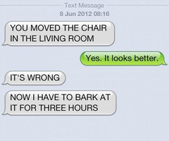 Funny Messed Up Texts