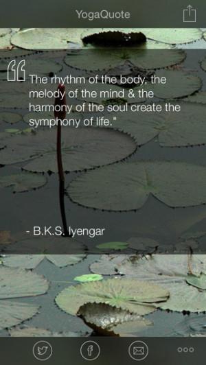yoga quotes daily quotesgram
