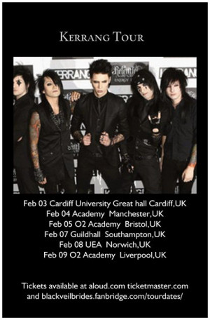Related Pictures black veil brides pictures part look into
