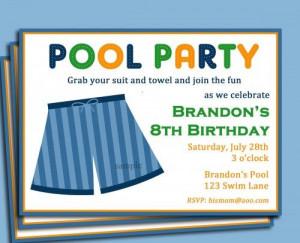 Parties, Birthday Parties, Party Invitations, Birthday Invitations ...