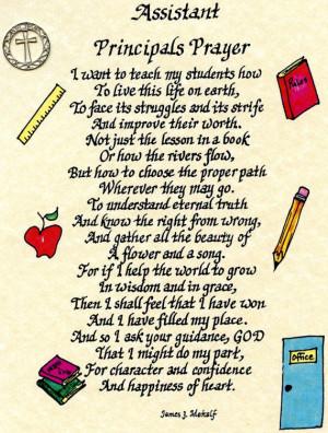 ... Assistant Principal Ideas, Principal Office Ideas, Principal Prayer