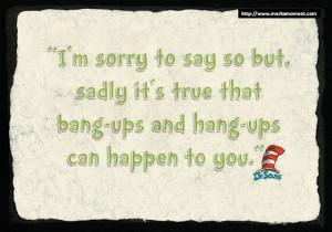 Dr.Seuss Famous Quotes8
