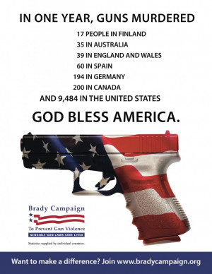 Well, I think we've finally got a new poster in our Second Amendment ...