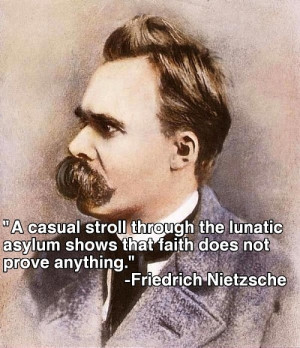 Atheism, Religion, God is Imaginary, Faith, Nietzsche. A casual stroll ...