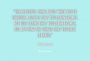 Kevin Garnett Quotes