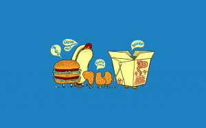 rate select rating give funny fast food 1 5 give funny fast