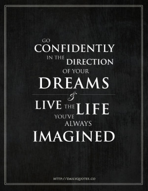 Inspirational Quotes: Dreams