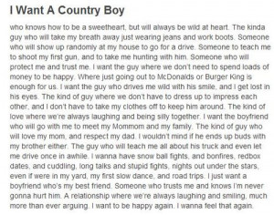 famous quotes at country boyfriend quotes tumblr real country girl ...