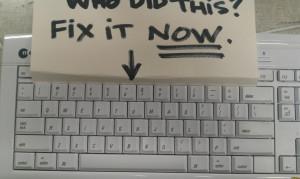Computer Keyboard Jokes