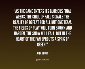 Thorn Quotes