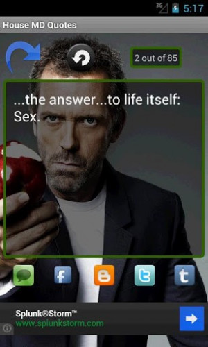 House MD Funny Quotes