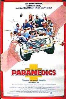 Paramedics (1988) Poster