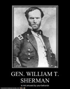 william t sherman more american civil war williams tecumseh sherman ...