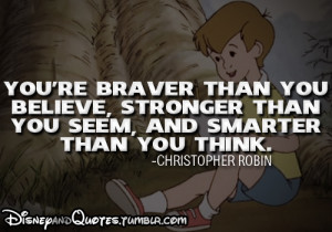 Quote - Profound Disney Movie Quotes