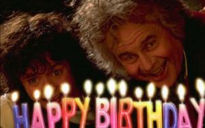 Happy Birthday Bilbo and Frodo!!!!!