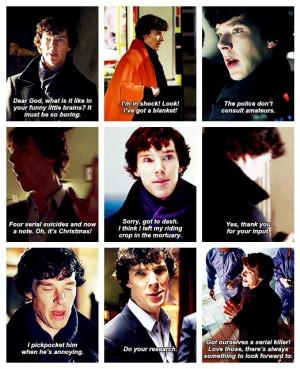 Study in Pink' - Sherlock Holmes