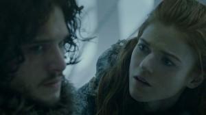 "... If we die, we die, but first we'll live .""—Ygritte to Jon Snow"