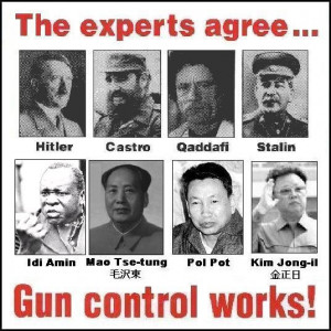 The Real Consequences Of Gun Control