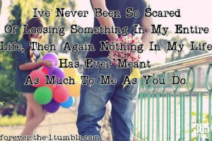 Cute i miss and love you quotes